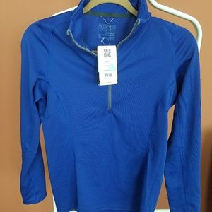 NWT Patagonia capilene midweight zip neck XS/S